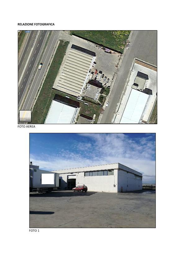 Fabbricati Costruiti per Esigenze Industriali all'asta a Matera - foto 2