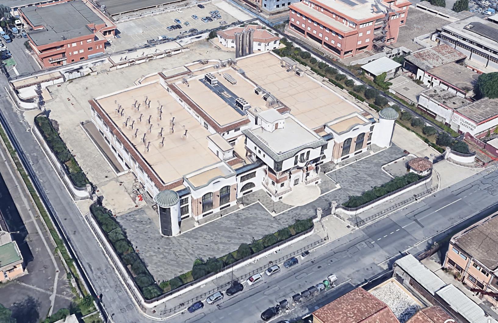 Opificio Industriale all'asta a Roma - foto 0